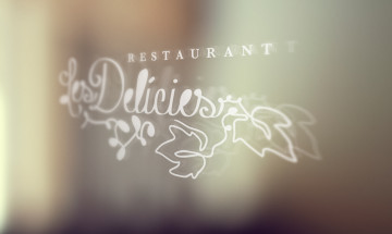 les_delicies_window_signage